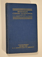 """Modern Chess Openings 6th Edition 1939 """"revised by Reuben Fine"""""""