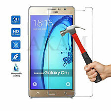 100% Genuine Tempered Glass Slim Film Screen Protector For Samsung Galaxy on5