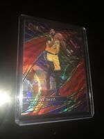 Anthony Davis 2019-20 Panini Select T-Mall COURTSIDE RED WAVE PRIZM #230 Tmall