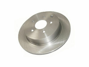 For 1967 Mercury Caliente Brake Rotor Front Centric 27248YP