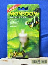 Exo Terra Monsoon - Water Filter - For Monsoon RS400/Solo/Multi PT2500