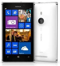 Teléfonos móviles libres blancos Nokia con 16 GB de almacenaje