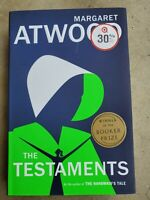The Testaments (The Handmaid's Tale Series, Book 2) by Margaret Atwood (Hardcov…