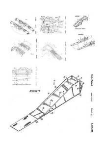 Auffahrbühne, 270 Patente, 2000 Seiten