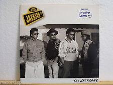 ★★ LP - THE JACKSONS - 2300 Jackson Street - OIS (Lyrics) - 1989 EPIC
