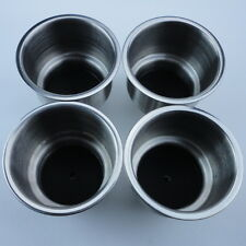 Superior 4X Stainless Steel Cup Drink Holder Marine For Boat Car Truck Camper RV