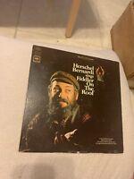 Herschel Bernardi sings Fiddler On The Roof (Harmony KH 30757 Stereo) No190