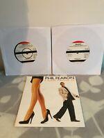 """GALAXY / PHIL FEARON - 3 x 7"""" VINYL SINGLES / RECORDS"""