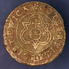 Germany copper Nuremberg jeton of Hans Schultes III *[16741]