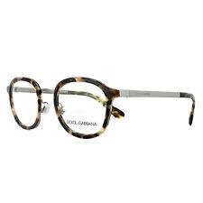 14c594a080b7 Dolce   Gabbana Glasses Frames DG 1296 3141 Blue Havana 48mm Mens