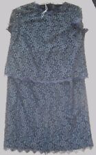 Basler Ladies Short Sleeve Lace Top & Matching Skirt - UK Sizes 22/20