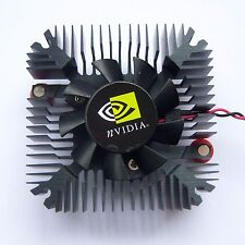NVIDIA 55mm 2 Pin PC GPU Cooling Fan Video Card Graphics VGA Heatsink Cooler F23