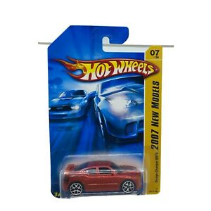 Hot Wheels 1/64 Die Cast 2007 New Models Dodge Charger SRT8 Collectible  7 of 36