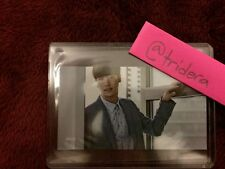 A.cian Relacian Driving Jin. O Photo Card Top Loader Plastic Sleeve Included