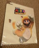Super Mario 3D World Wii U Limited Edition Slip Cover Preorder Bonus