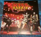 Kiss Inferno Double Vinyl Record Picture Disc With Poster New