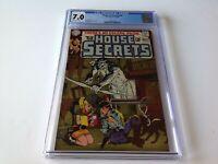HOUSE OF SECRETS 82 CGC 7.0 COOL NEAL ADAMS COVER DC COMICS