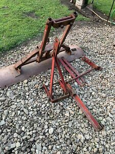 Farmall Cub ~ Cub 54 Leveling and Grader Blade Complete