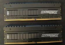 Crucial Ballistix Elite DDR4 2666MHz 16-17-17-36 Memory DIMM Kit