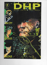 Dark Horse Presents #52 (1991) Frank Miller Sin City pt3 Bacchus Heartbeakers VF