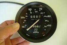 TRIUMPH SPITFIRE / MG MIDGET 1500CC SNT-6211/12SB SPEEDO SPEEDOMETER