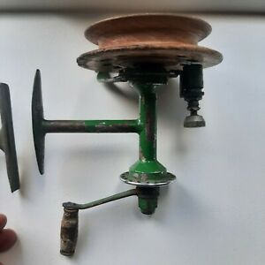 Very old handmade reel, probably made in France!