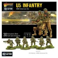 Bolt Action Us Infantry - WW2 American Gis Box - Plastic