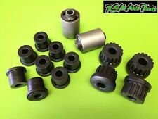 Front & Rear Leaf Spring Bushings Set Suzuki Samurai 86-95