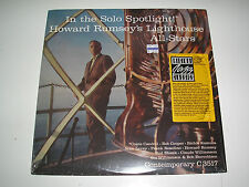 Howard Rumsey's Lighthouse All-Stars In The Solo Spotlight LP sealed NM  OJC