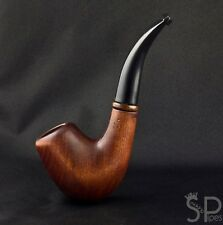 """New Handmade carved bent pear tobacco smoking pipe   pipes - 6.1"""" (15,5cm)"""