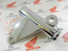 Honda CB 500 T Lampenhalter Chrom links neu Original NOS left cover front fork