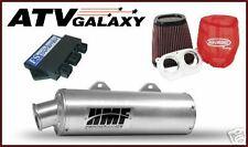 Raptor 660 HMF FULL Exhaust Pipe CDI KN K&N Air Filter Kit