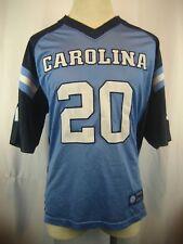 Mens NCAA Carolina Tar Heels Football Jersey #20(Amos Lawrence 79-81) sz XL