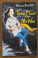 Ms Wiz - 2 Books - Terence Blacker - Kate Simpson