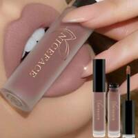 NICEFACE 12Colors Makeup Matte Lipstick Liquid Lip Gloss Long Lasting Waterproof