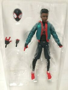 "Marvel Legends Spider-Man Into the Spider-Verse MILES MORALES Loose 6"" Figure"