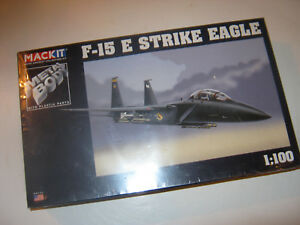 1:100 F-15 Grève Aigle E Mackit Métal Kit No. 13 Neuf Boite D'Origine
