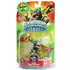 NEW Skylanders SWAP FORCE JADE FIRE KRAKEN Action Figure Skylander RARE Figures
