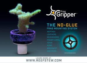 Coral Frag Plug - Glueless Gripper - NEW ITEM!!!