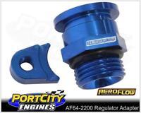 Aeroflow Fuel Pressure Regulator Adapter for Holden V8 304 355 EFI AF64-2200