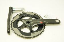 SRAM RED 22 BB30 167.5 mm 11 SPD DOPPIA chainwheel pedaliera in 53-39 DENTI RRP £ 430