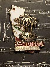Hard Rock Cafe - San Diego World Map Pin
