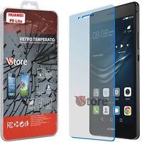 """Pellicola in Vetro Temperato Per Huawei P9 Lite Protezione Display LCD 5.2"""""""