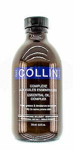 GM G.M. Collin Essentials Oils Complex, 250ml / 8.5 Oz Brand New