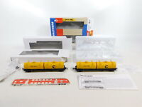 CE537-1# Walthers H0/DC 932-23840 Set US-Güterwagen Chessie B & O, NEUW+OVP