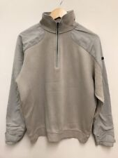 ROCKPORT XCS Mens Beige Half Zip Pullover Long Sleeve Sweater Jumper Size Large