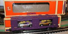 Lionel 6-16757 Johnny Lightning Display Car LN/Box
