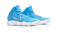 Nike Hyperdunk 2017 TB Basketball Shoes University Blue 942571 406 Men's Size 17