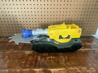 Vintage 1998 Hasbro Small Soldiers Action Figures Buzzsaw Tank