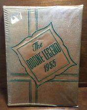 The Boone Legend William R. Boone High School Orlando Florida Yearbook 1955